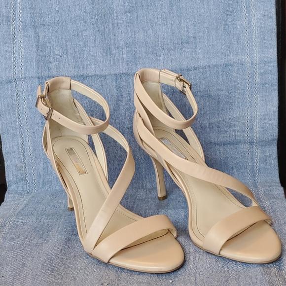 Nude sandal